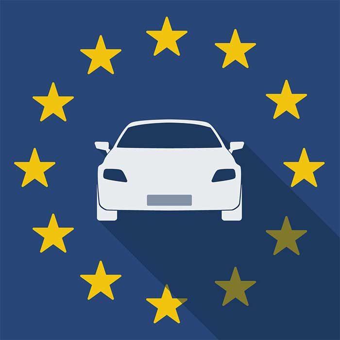 COC certificado europeu de conformidade - legalização automóvel