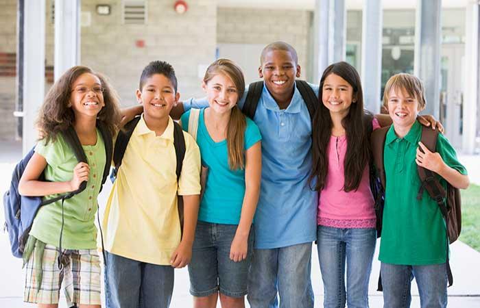 Procura de escolas internacionais